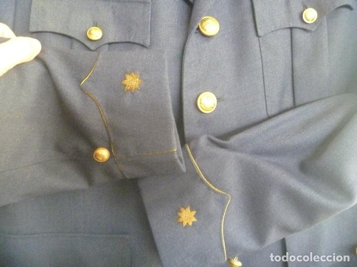 Militaria: AVIACION : UNIFORME DE COMANDANTE PILOTO . EPOCA DE FRANCO - Foto 2 - 69249333