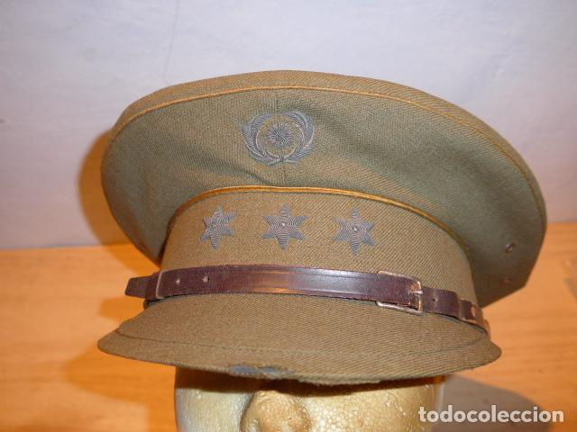Militaria: Precioso uniforme bordado de capitan republica y guerra civil. Gorra, gorrillo, guerrera, pantalon. - Foto 8 - 70408217