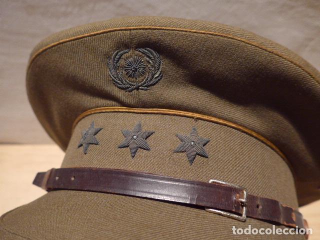 Militaria: Precioso uniforme bordado de capitan republica y guerra civil. Gorra, gorrillo, guerrera, pantalon. - Foto 9 - 70408217
