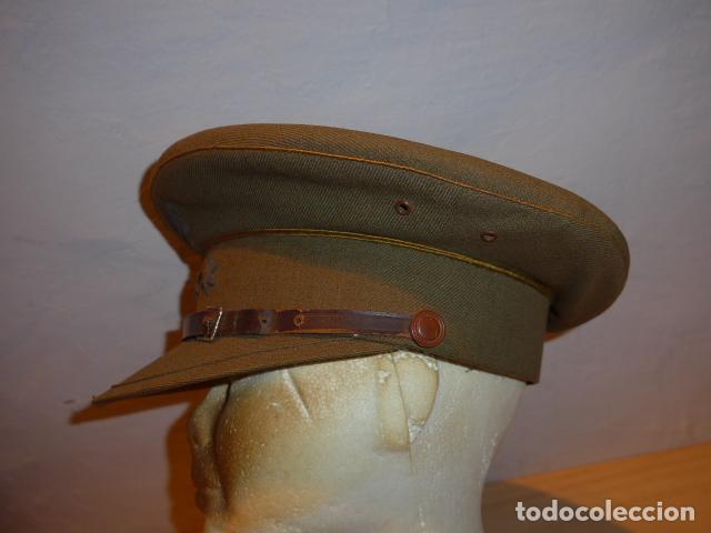 Militaria: Precioso uniforme bordado de capitan republica y guerra civil. Gorra, gorrillo, guerrera, pantalon. - Foto 11 - 70408217