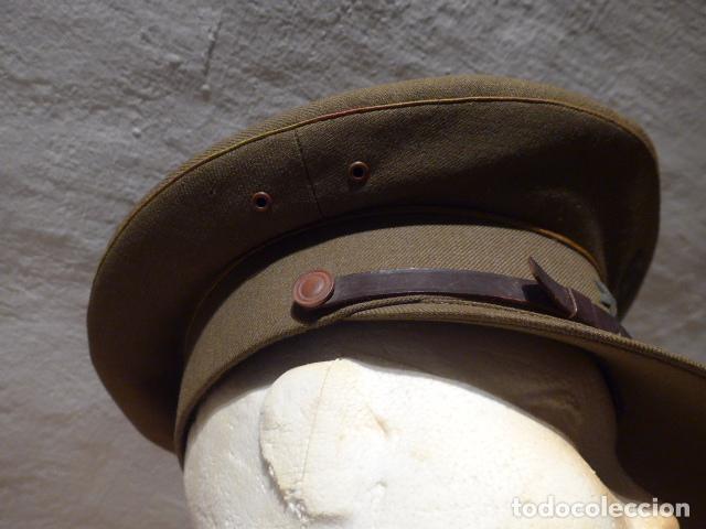Militaria: Precioso uniforme bordado de capitan republica y guerra civil. Gorra, gorrillo, guerrera, pantalon. - Foto 14 - 70408217