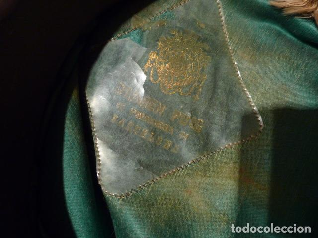 Militaria: Precioso uniforme bordado de capitan republica y guerra civil. Gorra, gorrillo, guerrera, pantalon. - Foto 16 - 70408217