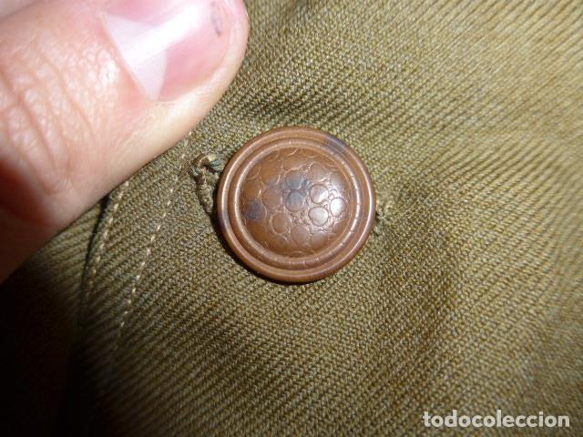 Militaria: Precioso uniforme bordado de capitan republica y guerra civil. Gorra, gorrillo, guerrera, pantalon. - Foto 30 - 70408217