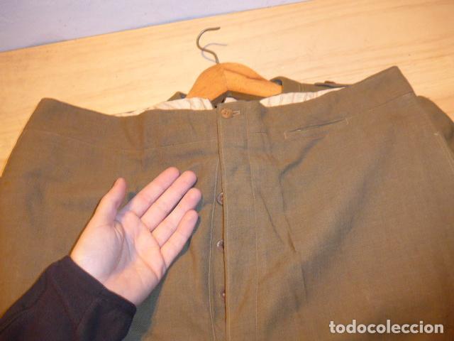 Militaria: Precioso uniforme bordado de capitan republica y guerra civil. Gorra, gorrillo, guerrera, pantalon. - Foto 33 - 70408217