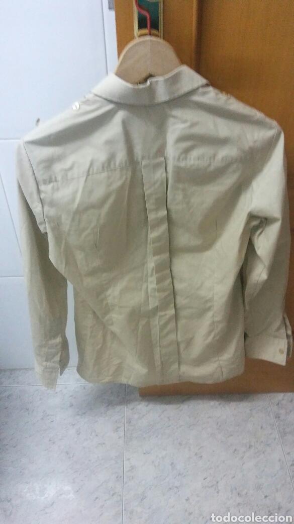 Militaria: Camisa militar talla 37 - Foto 2 - 73807985