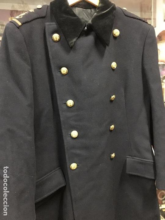 abrigo ruso militar infanteria marina española - Comprar ...