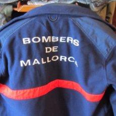 Militaria: CHAQUETA BOMBERO. BOMBEROS DE MALLORCA . XL . GORE TEX. Lote 75686847