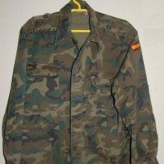 Militaria: CAMISOLA DE CAMPAÑA EJERCITO DE TIERRA-08. Lote 84360476