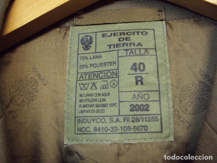 Militaria: Chaqueta ejército español - Foto 8 - 85602440