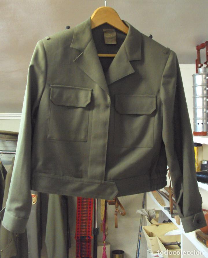 Militaria: Chaqueta mujer ejército español - Foto 2 - 85603392