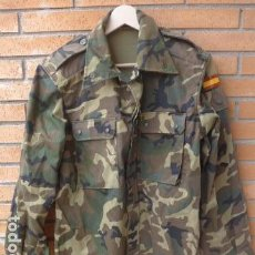 Militaria: * GUERRERA DE CAMUFLAJE ESPAÑOLA, ORIGINAL. ZX. Lote 86281468