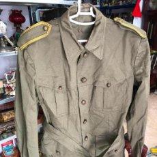 Militaria: SAHARIANA EPOCA DE FRANCO. Lote 87602224