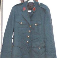 Militaria: GUERRERA VERDE GUARDIA CIVIL AÑOS 70. Lote 89681708