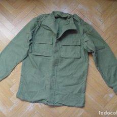 Militaria: CAMISOLA MILITAR DE FAENA. EJÉRCITO ESPAÑOL DE TIERRA. INFANTERÍA (1982) ORIGINAL. COLECCIONISTA.. Lote 89870168