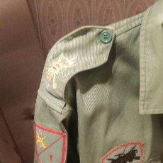 Militaria: CHAQUETA LEGION ESPAÑA ANTIGUA. Lote 90049904