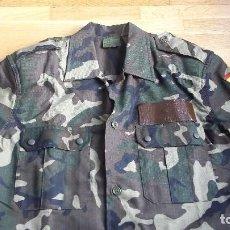 Militaria: GUERRERA VERANO. MANGA CORTA EJÉRCITO ESPAÑOL. Lote 91050450