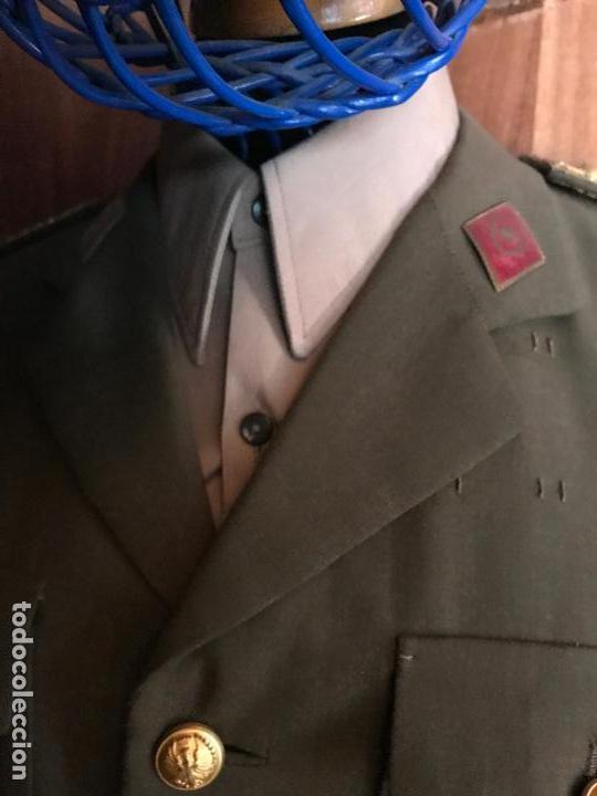Militaria: Uniforme comandante Intendencia época de Franco - Foto 2 - 92872350