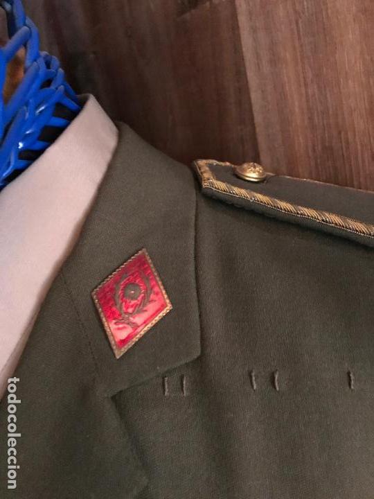 Militaria: Uniforme comandante Intendencia época de Franco - Foto 5 - 92872350