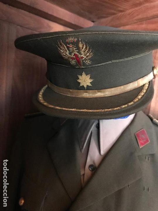 Militaria: Uniforme comandante Intendencia época de Franco - Foto 6 - 92872350