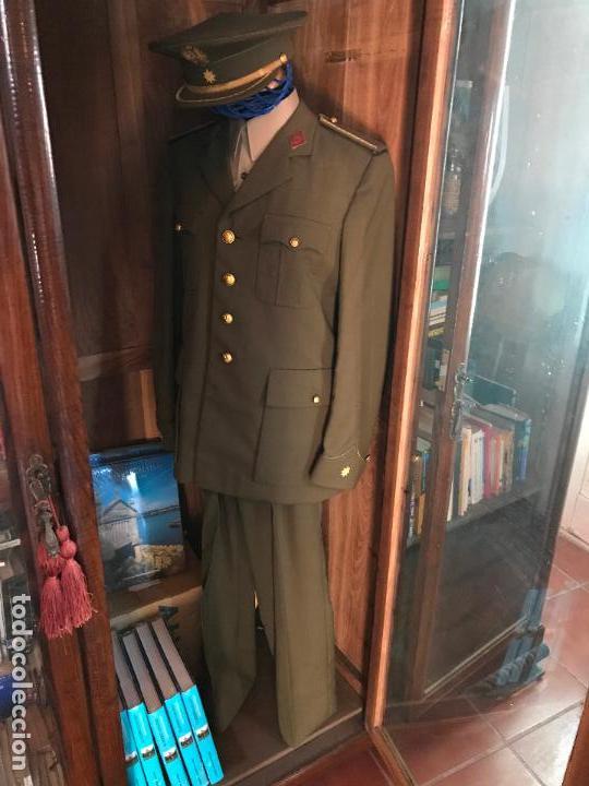 Militaria: Uniforme comandante Intendencia época de Franco - Foto 9 - 92872350