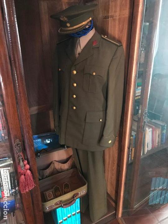 Militaria: Uniforme comandante Intendencia época de Franco - Foto 11 - 92872350