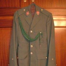 Militaria: CHAQUETA - GUERRERA MILITAR, MILICIAS UNIVERSITARIAS, ESPAÑA, AÑOS 70. Lote 94698495