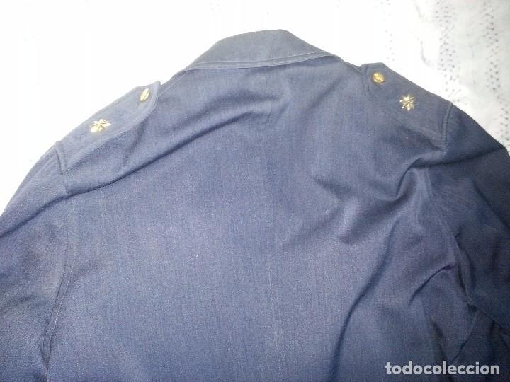 Militaria: ANTIGUO UNIFORME MILITAR COMANDANTE EJERCITO DEL AIRE EPOCA FRANCO CON GORRA CINTURON CHAQUETON - Foto 103 - 95225851
