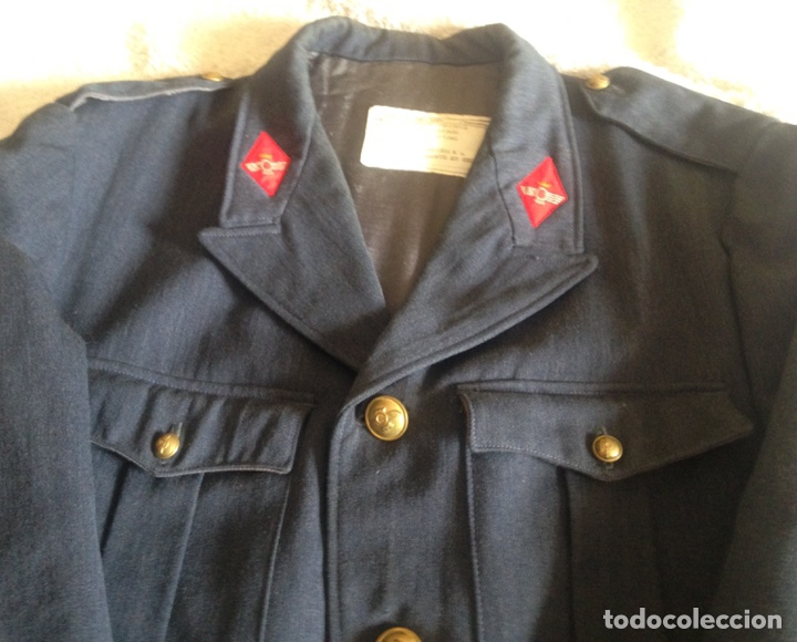 Militaria: CHAQUETILLA CORTA AVIACIÓN. EJERCITO DEL AIRE. - Foto 2 - 95607967