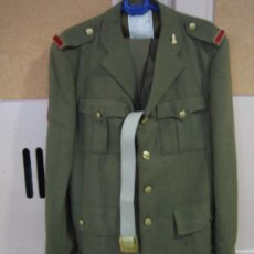 Militaria: UNIFORME EJÉRCITO ESPAÑOL AÑO 1985. Lote 96042111