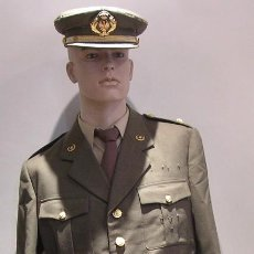 Militaria: UNIFORME DE COMANDANTE INTENDENCIA EJERCITO DE TIERRA ÉPOCA JCI. Lote 96998407