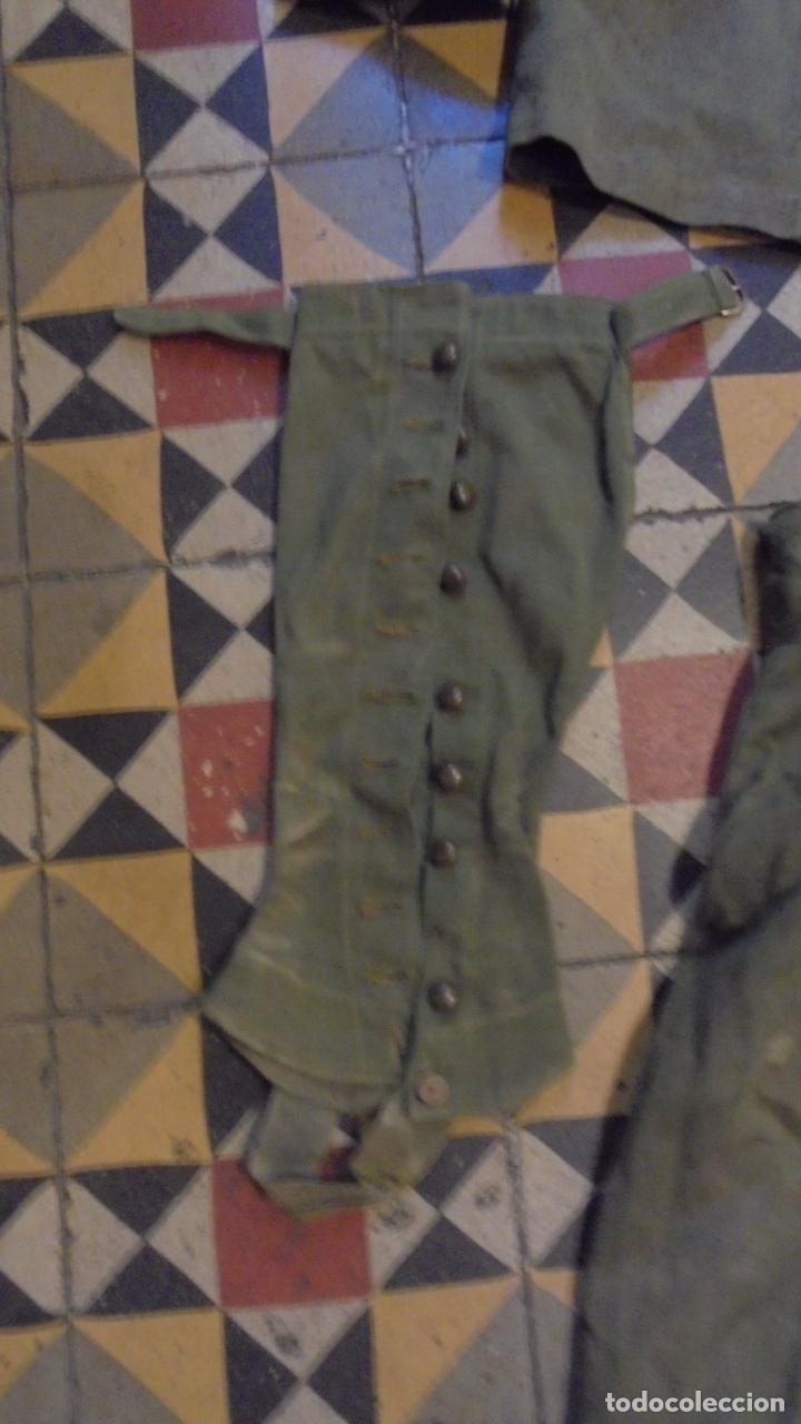 Militaria: ANTIGUO UNIFORME MILITAR ESPAÑOL DE INFANTERIA EPOCA ALFONSO XIII - ORIGINAL , CHAQUETA , PANTALON , - Foto 11 - 97794519