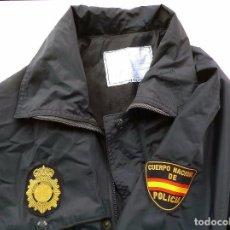 Militaria: ANORAK.CHUBASQUERO. POLICIA NACIONAL. CNP. PRIMER MODELO AÑOS 80. . Lote 98440999