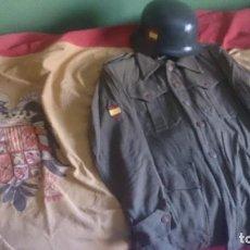 Militaria: SAHARIANA PARA RECREACIÓNDIVISION AZUL!!! AÑO 43 ESPECTACULAR!! VER FOTOS!!. Lote 98444343