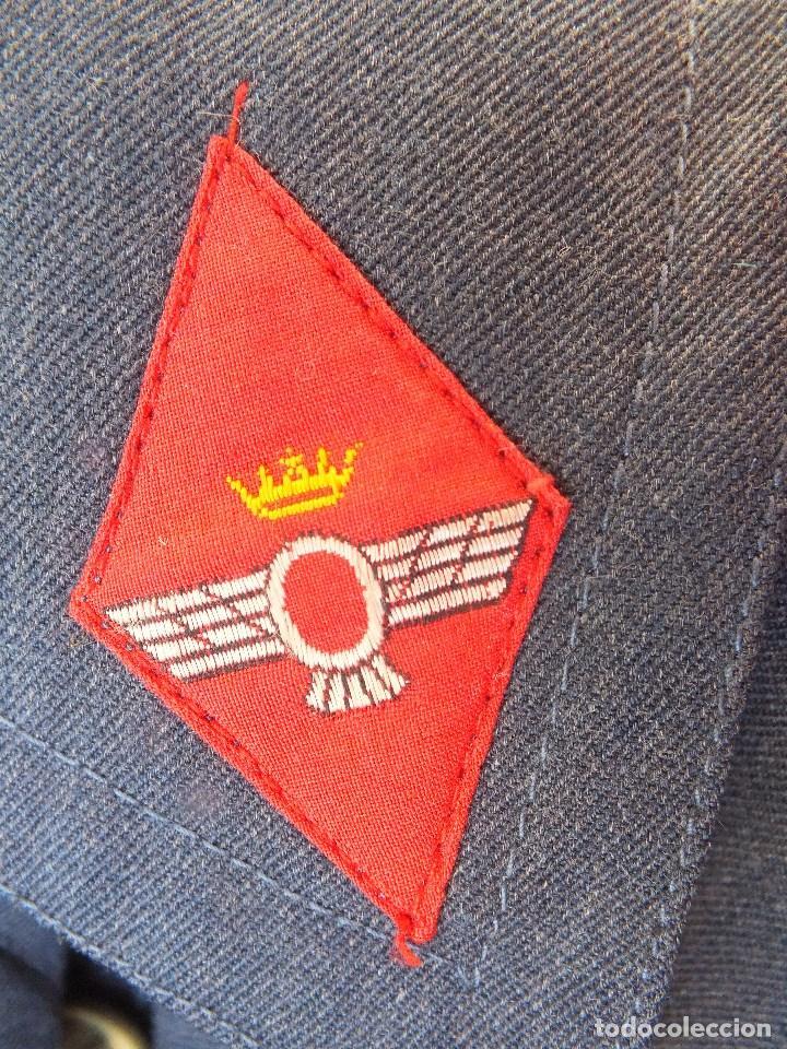 Militaria: CAZADORA AVIACIÓN UNIFORME EJERCITO DEL AIRE MILITAR FRANCO - Foto 13 - 99348587