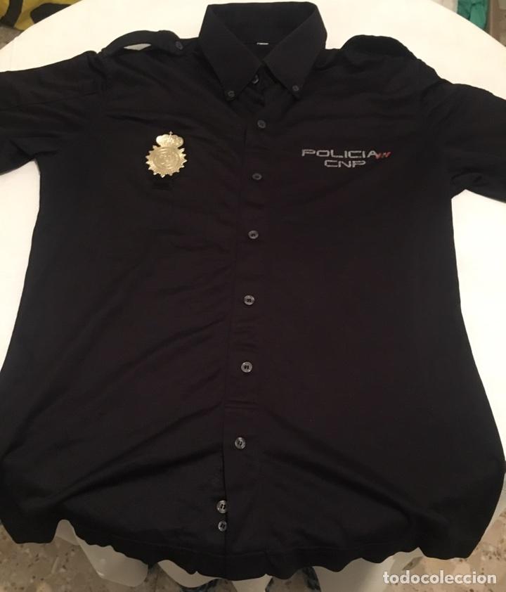 En De Nacional Mujer Policía Camisa Polo Vendido O Venta 8Nm0nw