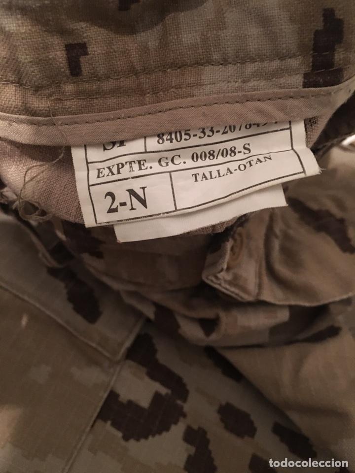 Militaria: UNIFORME EJÉRCITO ESPAÑOL ÁRIDO - Foto 5 - 99387360