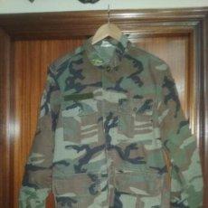 Militaria: ARMADA ESPAÑOLA. INFANTERIA DE MARINA. CAMISOLA MIMETICA. TALLA 48. Lote 99683111