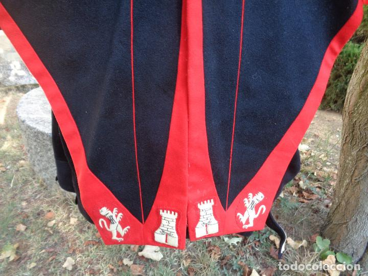 Militaria: levita y pantalon gala guardia civil epoca Alfonso XIII - Foto 4 - 100149643