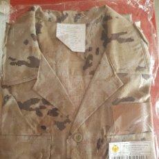 Militaria: CAMISOLA CAMPAÑA MANGA CORTA ARIDA ( TALLA 2N ). Lote 100510147