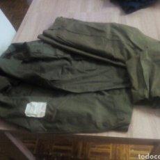 Militaria: TRAJE FAENA T.CORONEL ANTIGUO POR EL TIPO DE BOTON. Lote 100733234