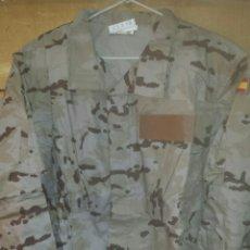 Militaria: UNIFORME PIXELADO ÁRIDO ORIGINAL EJÉRCITO T-4L. Lote 100913131