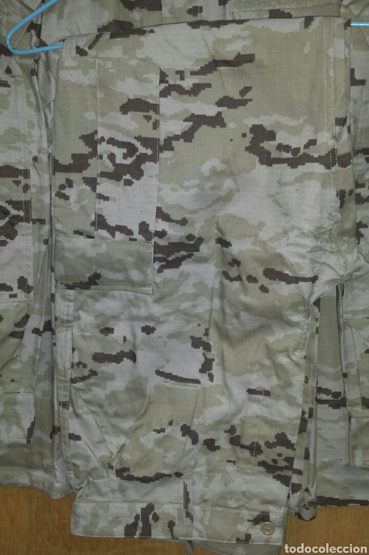 Militaria: UNIFORME PIXELADO ÁRIDO ORIGINAL EJÉRCITO T-3N - Foto 3 - 100940912
