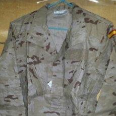 Militaria: UNIFORME PIXELADO ÁRIDO ORIGINAL EJÉRCITO T-1L. Lote 100983475