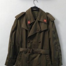 Militaria: GABARDINA DEL EJÉRCITO ESPAÑOL.. Lote 101396731