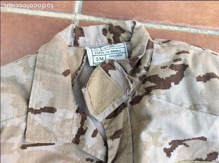 Militaria: Conjunto mujer militar pixelado árido - Foto 2 - 101399767