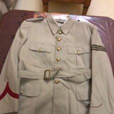 Militaria: GUERRERA Y PANTALÓN GUARDIA FRANCO. Lote 102097338