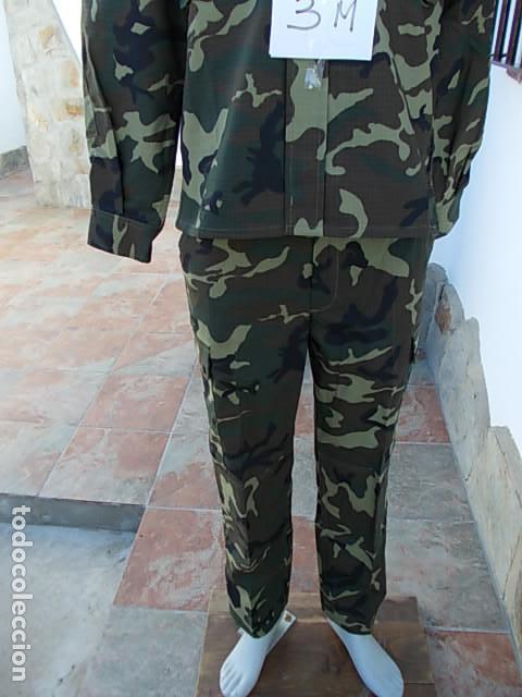 Militaria: Uniforme ejercito español Gorro, chaqueta y pantalón nuevo 3-M - Foto 2 - 102681127