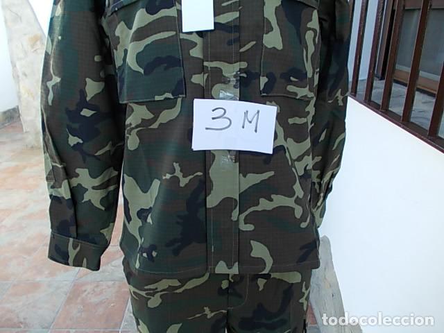 Militaria: Uniforme ejercito español Gorro, chaqueta y pantalón nuevo 3-M - Foto 3 - 102681127