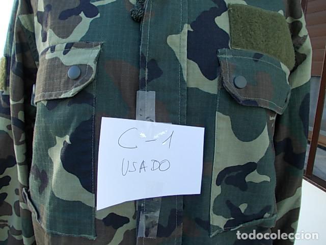 Militaria: Uniforme ejercito español Gorro, chaqueta y pantalón nuevo 3-M - Foto 4 - 102681127