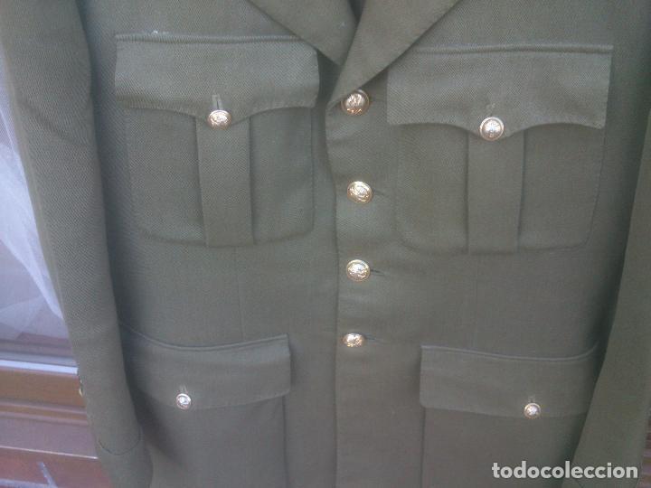 Militaria: GUERRERA UNIFORME DE ALFÉREZ DE ARTILLERÍA. - Foto 2 - 103247951